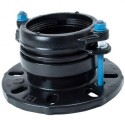 63mm Viking Johnson AquaFast PN16 Flange Adapter
