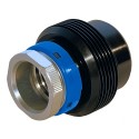 25mm x 20mm EQOair Push Fit Aluminium Reducing Coupling