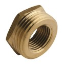 "3/4"" x 1/2"" EQOair Threaded Brass Reducing Bush"
