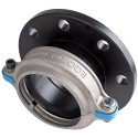 "160mm x 6"" EQOair Flange Adaptor"