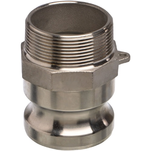 316 STAINLESS STEEL 150PSI//10BAR HOSETAIL FITTING MALE MALE THREAD  BSPT