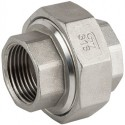 "1/2"" Genebre Art0340 Stainless Steel Union (Female)"