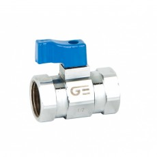 "1/8"" Genebre Art3096 Mini Brass Ball Valve (PN16)"