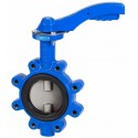 "8"" Genebre Art2108 Ductile Iron Lugged & Tapped Butterfly Valve"