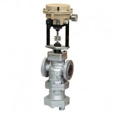 "1 1/2"" TLV CV-COS Ductile Iron Electro-Pneumatic Control Valve (PN25/40 Flanged)"