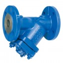 "2"" TLV Y8F-25 Ductile Iron Y-Strainer (PN25 Flanged)"