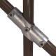 C28 Adjustable 2 Socket Cross