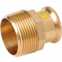 Male Straight Adaptors