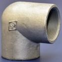 Galvanised Mild Steel Threaded Fittings EN 10241