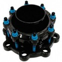 AquaGrip Flange Adapters