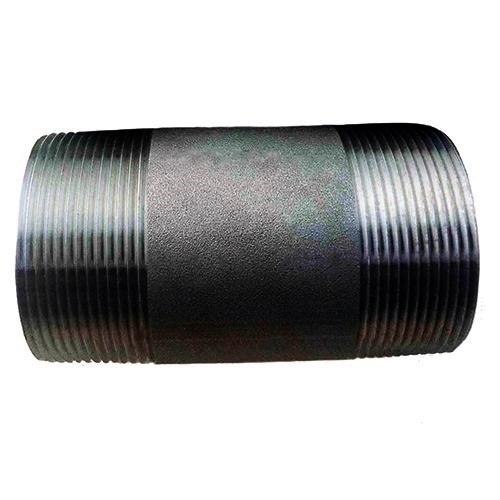 China wholesale galvanized nipple carbon steel pipe nipple with npt thread