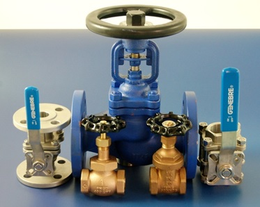 We offer a wide range of industrial valves, many of which are suitable for process steam