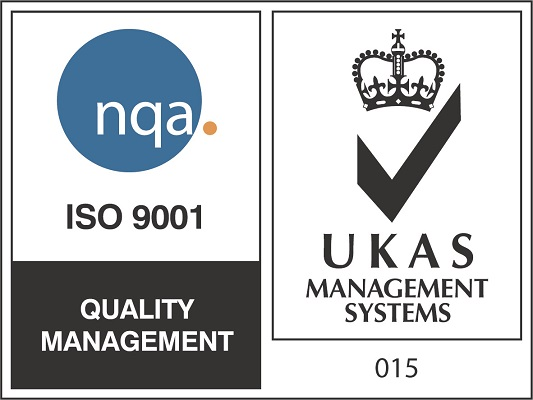 NQA ISO 9001:2015 Approval Logo