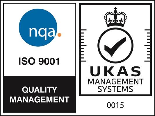 NQA ISO 9001:2015 Approval Logo